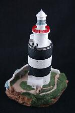 Harbour Lights Lighthouse Hook Head Ireland #198 *Beautiful Piece* Free Ship