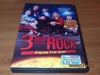 3rd Rock from the Sun - Season 1 (DVD, 2011, 2-Disc Set) One First 1st