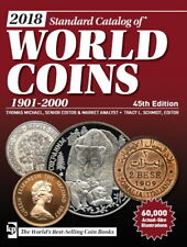 KRAUSE 2018 Standard Catalog of World Coins 1901-2000 (45th edition)digital copy
