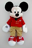 "Special Edition Genuine Original Disney 18"" MICKEY MOUSE Soft Plush Toy"