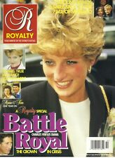 Princess Diana Uk Royalty Magazine 1994 Vol 12 No 10 Sophie Princess Anne