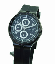 Porsche Design Herren Uhr Chrono Automatik Flat Six P636043041254  UVP 4390 Euro