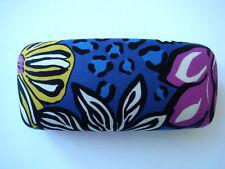NEW VERA BRADLEY Sunglass Eye Glass Clam Shell Case Retired African Violet