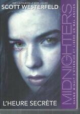 Midnighters Tome 1.L'heure secrète.Scott WESTERFELD.Pocket Jeunesse SF3