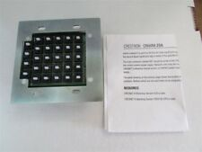 Crestron Cnwm-29A Wall Mount Wired Panel D-34