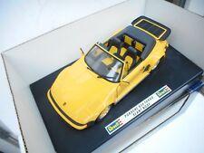 1:18 Revell Porsche 930 Turbo Slant Nose yellow NEW / BOXED