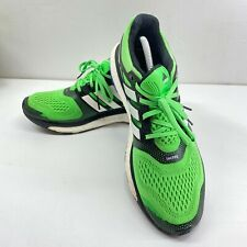 Adidas Mens Energy Boost ESM Running Shoes Green Size 11