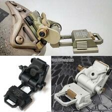 Metal Tactical Hunting L4G24 NVG Mount Helmet Bracket for PVS15 PVS18 GPNVG18