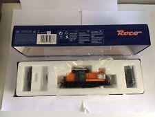 Roco Diesel Lok 62966 V60 D/C Compagnia Privata Tedesca OFFERTISSIMA !!!!!!