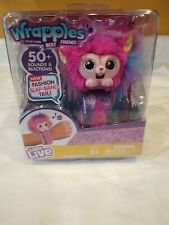 Little Live Wrapples Zahara Zahara Best Friend Furry Batteries Included New
