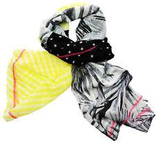 Weicher XXL Damenschal Halstuch Tuch Scarf verschiedene Dessins 200cm x 80cm