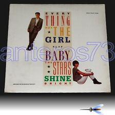 """EVERYTHING BUT THE GIRL """"BABY THE STARS"""" LP ITALY SEALE"""