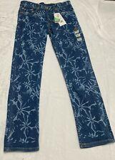 LEVI'S 511 Jeans Slim Fit Tercel Flex Stretch Floral Men's 32x32 [045114484]