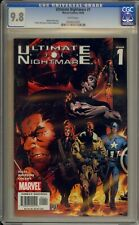 ULTIMATE NIGHTMARE #1 - CGC 9.8 - WOLVERINE - W/ DYNAMIC FORCES COA - 0068652007