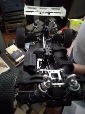 RC Model Bergonzoni Buggy 1:8 - solo chassis con predisposizione motore elettric