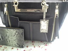 River Island Weekend Bag Tote Style With 1 Purse �� Nwt In Black Sold Out Shop