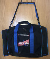 "Washington Capitals NHL 3- Compartment Nylon Embroidered Duffel Bag 21""x10""x11"""