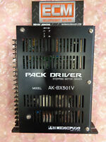 Yaskawa AK-BX501V Pack Driver / Stepping Motor Driver