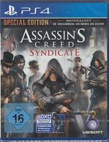 Assassin's Creed Syndicate - Special Edition für PS4 Neu & OVP Deutsche Version