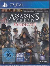 Assassin's Creed Syndicate - Special Edition für PS4 Neu & OVP Deutsche Version