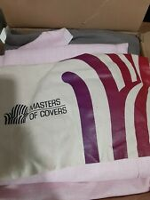 Master Of Covers IKEA Karlstad 2 Seat Sofa Replacement Cover in Pink