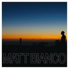MATT BIANCO - HIDEAWAY  CD POP INTERNATIONAL NEW+