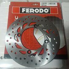 97 98 99 BRAKING 2 DISCHI FRENO ANTERIORE TONDI PER HONDA XL V TRANSALP 600