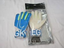 NEW!  Goalkeeper Gloves Nike GK Match 486 size 10 Soccer Football