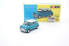 #VA02538 - Vanguards Mini Austin Cooper Mk1 - blau/weiss - Corgi 60th  - 1:43