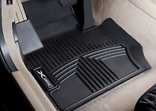 82-11-2-285-514 BMW ALL WEATHER FLOOR LINERS F15 X5/X6 FRONT BLACK 2014-NEWER
