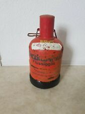 3 kg Gasflasche, leer, rot