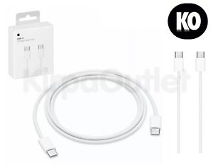 Apple USB-C to USB-C Charge & Sync Cable 1m