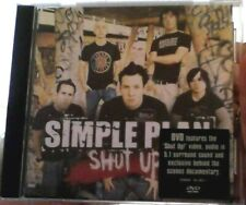 Simple Plan - Shut Up! dvd single