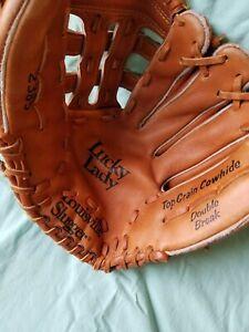 Louisville Slugger Softball Glove - Lucky Lady 11.5 inch RHT