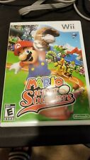 Mario Super Sluggers Nintendo Wii Complete/Tested