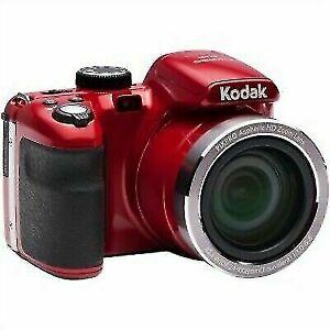 NEW Kodak AZ421-RD Digital SLR Camera - Red