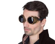 Steampunk Brille Wasteland Endzeit Maske Schweißerbrille