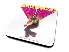 Official Big Bang Theory Coaster - Mug Cup Tea Coffee Bazinga Sheldon