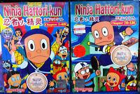 Nin X Nin Ninja Hattori-kun 忍者小靈精 (VOL.1 - 136) ~ All Region ~ Cantonese Version