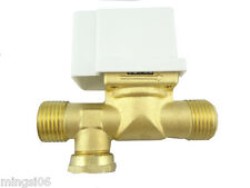 """Electric Solenoid Valve for Water 12VDC 1/2"""", electric magnetic valve"""