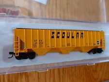 Atlas N TM #50001138 (Rd #45290) Scoular Thrall 4750 Covered Hopper Car