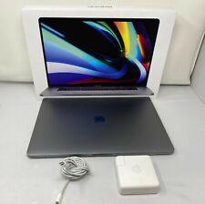"""Apple MacBook Pro A1707 2017 15"""" - Retina Touch Bar i7-7820HQ 16GB RAM 512GB SSD"""