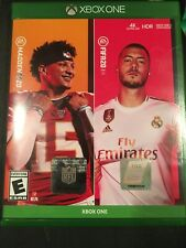 Madden NFL 20 and FIFA 20 Exclusive Game Bundle Xbox One Brand NEW