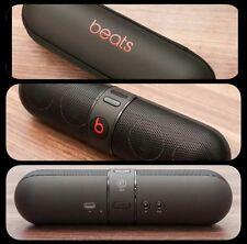 Dr Dre Beats Pill Speaker, Dr Dre Beats Bluetooth Speaker Black With Case
