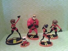 Disney's The Incredibles Figurines