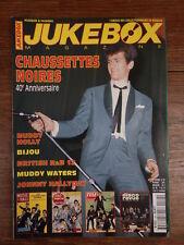 REVUE JUKEBOX MAGAZINE / 2001 / 162 / CHAUSSETTES NOIRES