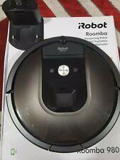 iRobot Roomba 980 App-controlled Self-charging Vacuum 100V-220v