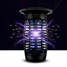 Uv-Light Led Electric Mosquito Fly Bug Insect Zapper Killer Weed Pest Control