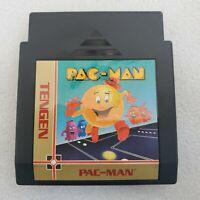 Pac-Man Tengen Black (Nintendo Entertainment System NES) Cart Only GREAT Shape