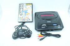 Sega Mega Drive 2 console MD2 system tested working japan